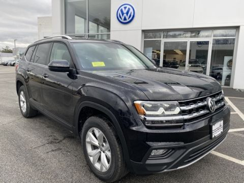 2019 Volkswagen Atlas V6 SE with 4MOTION®